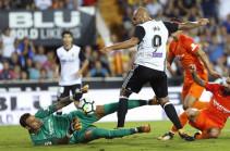 «Валенсия» – «Малага». Дзадза оформил хет-трик за 8 минут