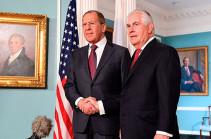 Лавров и Тиллерсон обсудили освобождение Ракки и Дейр-эз-Зора
