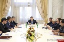 В правительстве Армении обсудили ход реализации реформ в лесной сфере