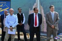 Տարածաշրջանում առաջին անգամ մեկնարկել է բնապահպանական անդրսահմանային համագործակցության ծրագիրը