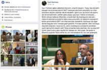 Азербайджанский журналист: Весь мир смеется над нами