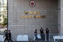 В Стамбуле произошла перестрелка в здании суда
