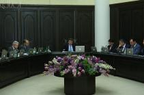Կառավարությունը պատրաստվում է միջազգային տնտեսական համաժողովին. Կմշակվի միջգերատեսչական հանձնաժողով ստեղծելու վերաբերյալ նախագիծ