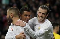 Роналдо: «Реалу» не нужен центрфорвард, там есть Роналду и Бензема