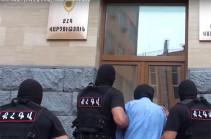 «Թուֆենկյան» հյուրանոցի մոտ տեղի ունեցած սպանության դեպքով հետախուզվողներից մեկը հայտնաբերվել է (Տեսանյութ)