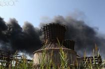 На заводе «Наирит» нет угрозы крупной катастрофы – группа международных специалистов