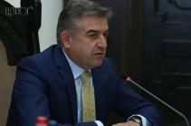 Визит премьера Армении в Иран состоится в октябре