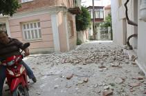 В Калифорнии произошли два землетрясения подряд магнитудой 5,7