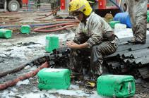 На заводе фейерверков в Китае прогремел взрыв