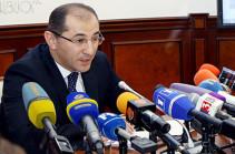 Միջազգային հեղինակավոր ընկերությունները Հայաստանի վարկանիշը չեն իջեցրել. Վարդան Արամյան