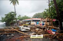 Ураган «Мария» ослаб до первой категории