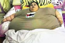 Самая толстая женщина в мире скончалась в Абу-Даби