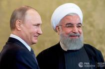 Պուտինը և Ռոհանին հեռախոսազրույցում քննարկել են Իրանի միջուկային ծրագրի շուրջ իրավիճակի կարգավորումը