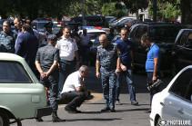 Վերնիսաժի մոտ սպանության գործով կասկածյալը մասնակի է ընդունում մեղադրանքը