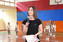 Նոյեմբերյանի մարզադպրոցը վերաբացվեց «Ստեփան Գիշյան» բարեգործական հիմնադրամի աջակցությամբ