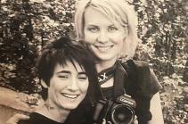 Рената Литвинова и Земфира отправились в свадебное путешествие. Фото