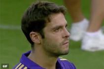 Кака не сдержал слёз перед последним домашним матчем за «Орландо Сити»