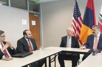 Կսկսվի Հայաստանի և Կալիֆոռնիայի միջև համագործակցության վերաբերյալ շրջանակային համաձայնագրի կնքման գործընթացը