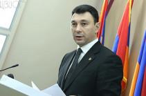 Эдуард Шармазанов: У помощника президента Азербайджана Новруза Мамедова есть очевидные проблемы с восприятием