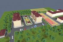 Արցախի Կարմիր շուկան բազմաբնակարան շենքերով նոր թաղամաս կունենա