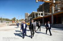 «Դվին» հյուրանոցը կվերանվանվի «Դավիթ Բեկ». վերակառուցումը կավարտվի 2018-ին