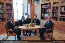 ԼՂ հակամարտությունը պետք է լուծվի բացառապես խաղաղ ճանապարհով. Լեհաստանի նախագահ