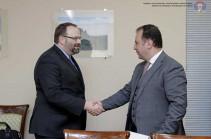 Քննարկվել է պաշտպանության բնագավառում հայ-կանադական համագործակցությունը