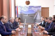 Իտալական տրանսպորտային տեխնիկան կշահագործվի Հայաստանում