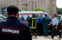 Причиной убийства уроженца Армении в центре Москвы стал дорожный конфликт