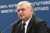 Сирийский кризис в очередной раз показал, что армяне часто оказываются в эпицентре глобальных вызовов – Эдвард Налбандян