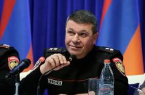 Արաբկիրի՝ աշխատանքից ազատված ոստիկանապետը պաշտոն ստացավ
