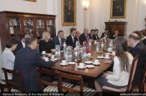 Արա Բաբլոյանը կարևորել է Լեհաստանի իշխանությունների դրական վերաբերմունքը տեղի հայ համայնքի նկատմամբ