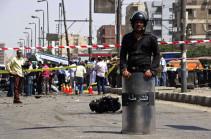 Կահիրեում 14 ոստիկան է մահացել ահաբեկիչների հետ բախումների պատճառով