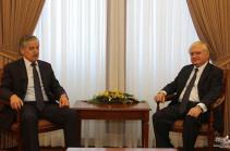 Հայաստանն ու Տաջիկստանը հաստատել են դեպի ապագան միտված հարաբերություններ. Էդվարդ Նալբանդյան
