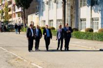 ՀՀ ԱԺ պատգամավորները բաց դասախոսություն են կարդացել Արցախի համալսարանի ուսանողների համար