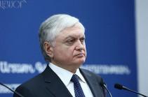 Հայաստանի արտգործնախարարը Պալերմոյում կմասնակցի ԵԱՀԿ համաժողովին
