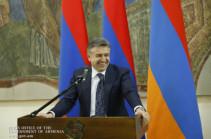 Կարեն Կարապետյանը կմասնակցի Երևանում կայանալիք Եվրասիական միջկառավարական խորհրդի նիստին