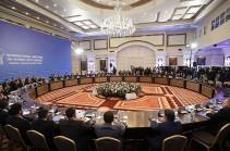 Աստանայում Սիրիայի ճգնաժամի կարգավորման բանակցություններում հնարավոր է նոր մասնակիցներ լինեն