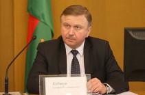Премьер Белоруссии примет участие в заседании Евразийского межправсовета в Ереване