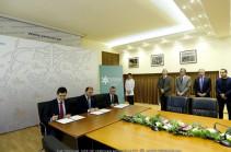 «Երևան` խելացի քաղաք» ծրագրի իրագործման նպատակով ստորագրվել է եռակողմ համագործակցության հուշագիր