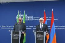 Налбандян: Россия играет важную роль в урегулировании карабахского конфликта