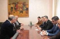 Ֆրանսիական ընկերությունը հետաքրքրված է ներդրումներ կատարել Հայաստանի անասնապահության ոլորտում