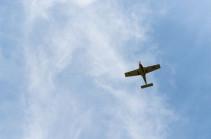 Легкий самолет и вертолет столкнулись в Великобритании