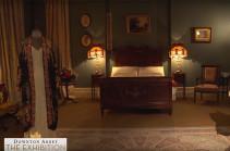Выставка в Нью-Йорке воссоздаёт замок из сериала «Аббатство Даунтон»