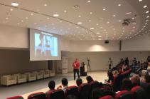 Международный саммит в Дилижане собрал под одной крышей более 200 представителей молодежи