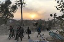 В Сирии за сутки подписали два соглашения о присоединениик перемирию