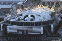 ԱՄՆ-ում 15 վայրկյանում քանդել են 70-հազարանոց մարզադաշտը