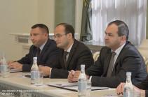 ԵԱՀԿ/ԺՀՄԻԳ գրասենյակի տնօրենը՝ ՀՀ դատախազությունում. համագործակցությունը սերտացնելու հարցեր են քննարկվել