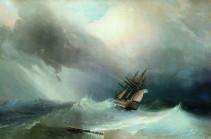Картину Айвазовского продали на пражском аукционе почти за $1 млн