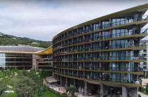 Աշխարհի ամենալավ հյուրանոցը գտնվում է Ղրիմում (Տեսանյութ)